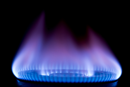 Burning on a Gas Stove